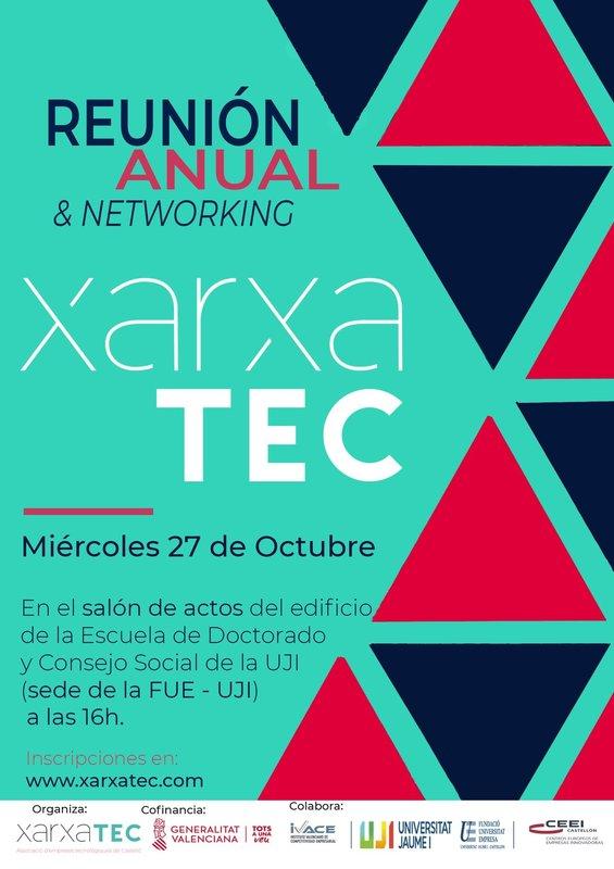 Reunión anual & Encuentro de Networking de Xarxatec