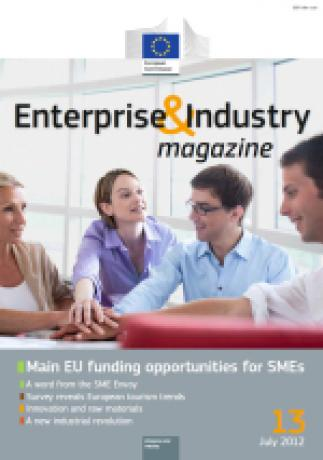 Enterprise & Industry magazine July 2012