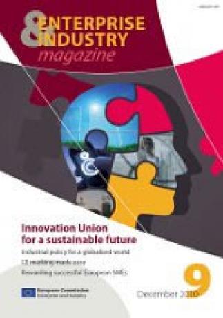 Enterprise & Industry magazine December 2010