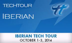 Iberian Tech Tour logo