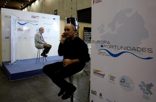 Set Entrevistas. Paul deGuive