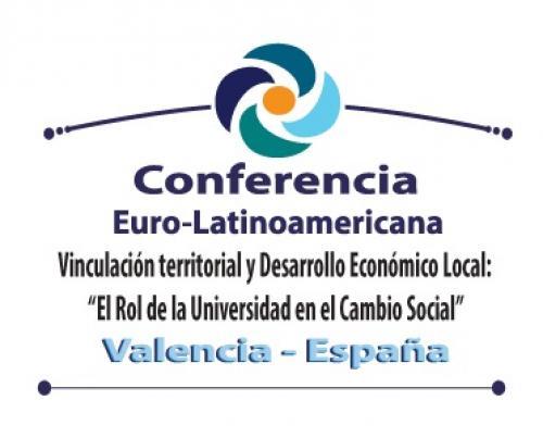 """Programa Conferencia Euro-Latinoamericana """"Vinculación territorial y desarrollo económico local"""""""