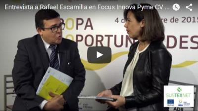 Entrevista Rafael Escamilla FIPCV15