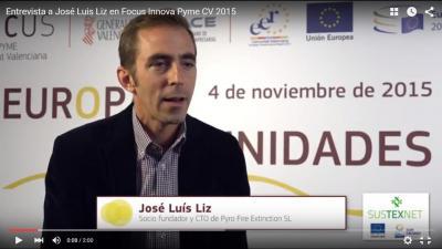 Entrevista José Luis Liz FIPCV15