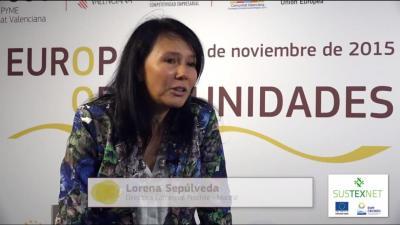 Entrevista Lorena Sepulveda FIPCV15