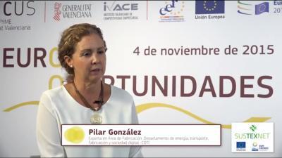 Entrevista Pilar González FIPCV15