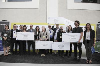 Premios Climate KIC Spain en Focus PYme y Emprendimiento 2016