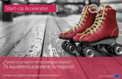 Convocatoria abierta para Climate-KIC Accelerator Programme Spain