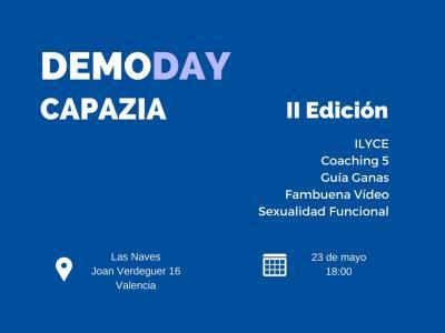 Cartel II Demo Day Capazia