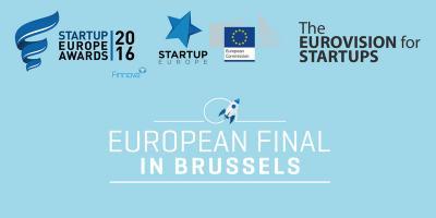 Ceremonia de Premios Startup Europe
