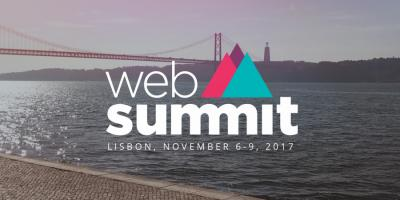 Participación en Web Summit 2017 Lisbon