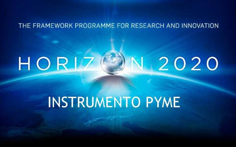 """Jornada """"Instrumento Pyme de H2020"""""""