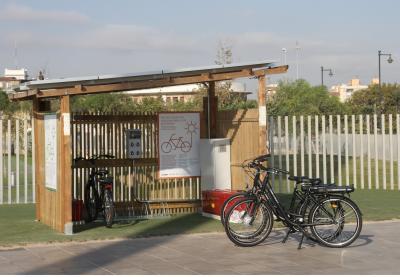 Proyecto bicis solares