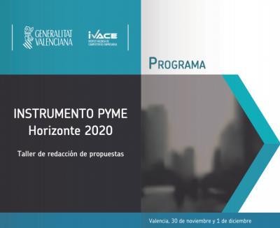 Taller Instrumento H2020