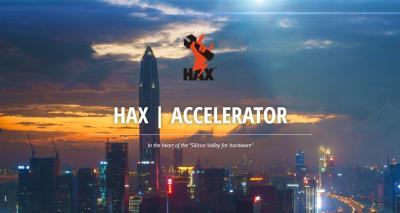 Hax Accelerator Contest for Startups