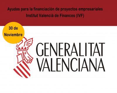 Ayudas IVF para la financiación de proyectos empresariales