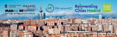 Concurso Internacional Reinventig Madrid Cities