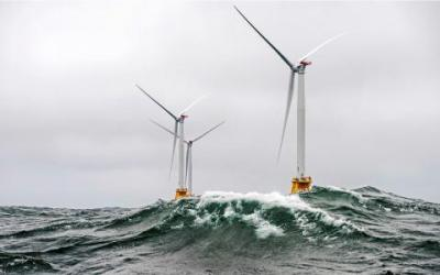 Nessie project for marine renewable energy