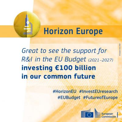 Horizon Europe: the next research and innovation framework program