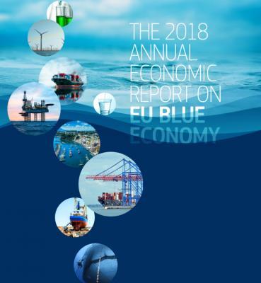Informe económico anual sobre la economía azul de la UE 2018