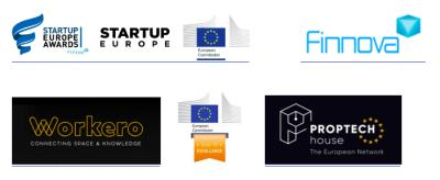PropTech StartUp Europe Awards 2018