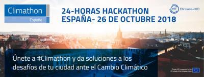 Climathon: 24 horas de  Hackathon