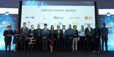 The Spanish uncovercity, Eyesynth, Plactherm and FuVeX the best startups in Europe