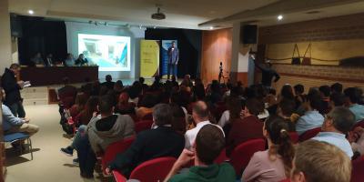 Éxito de asistencia en el evento Focus Pyme y Emprendimiento Marina Alta