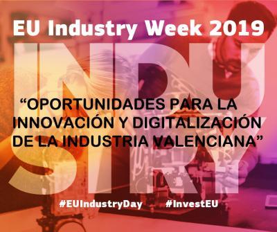 Jornada entorno a la industria y la digitalización