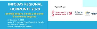 Infoday Regional Horizonte 2020