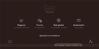 II Convocatoria Startups TrenLab