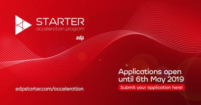 Convocatoria Edp starter 2019