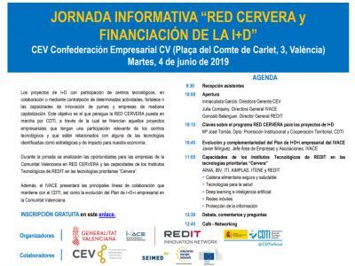 Jornada Red Cervera en Valencia