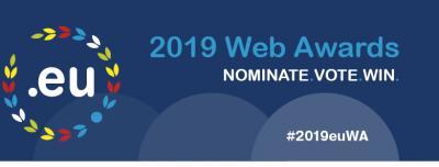 Premios .web .eu 2019