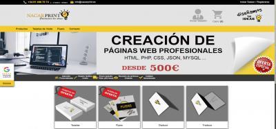 web nacarprint
