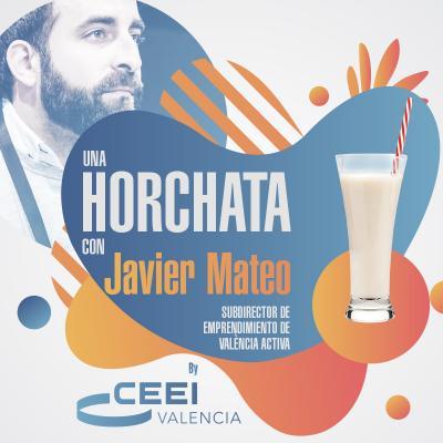 Javier Mateo, subdirector emprendimiento Valencia Activa