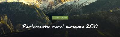 Parlamento rural europeo