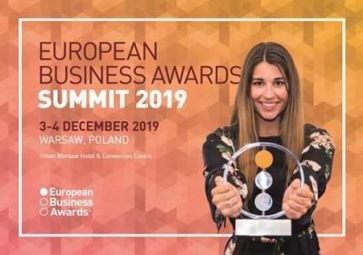 Gala de los Premios Empresariales Europeos 2019