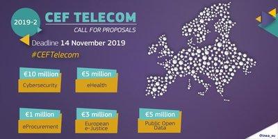 Convocatoria CEF Telecom