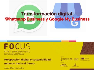 Transformación Digital: Nuevas Herramientas, Google My Business y Whatsapp Marketing con Álvaro Valladares
