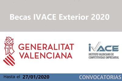 Becas Ivace Exterior 2020