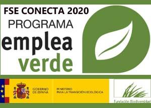 Ayudas EmpleaVerde Conecta FSE 2020