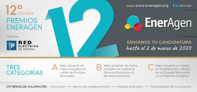 Premios ENERAGEN 2020