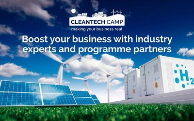 Convocatoria Cleantech Camp 2020