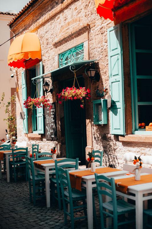 Restaurante tradicional