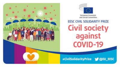 The deadline for submitting applications for the EESC Civil Solidarity Prize is open
