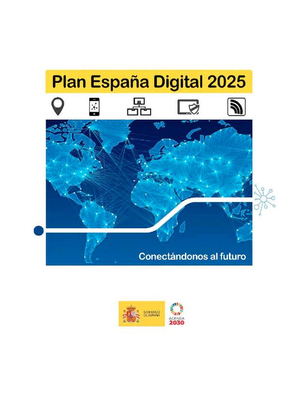 Informe España Digital 2025 (Portada)