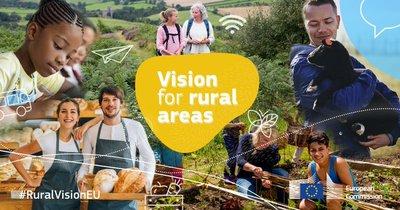 Diseñar el futuro de las zonas rurales: consulta europea abierta