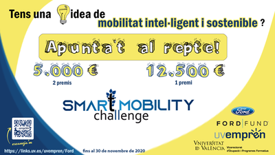 Ford fund Smart Mobility Challenge