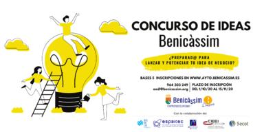 Concurso de ideas Benicàssim Emprende 2020